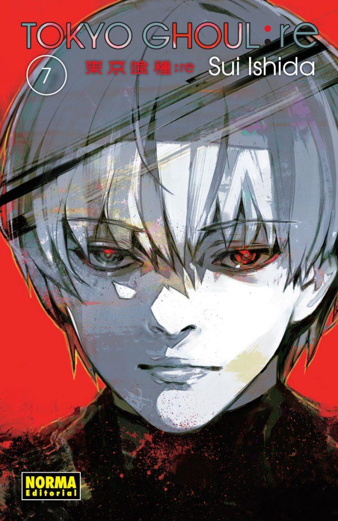 Tokyo Ghoul: re 7