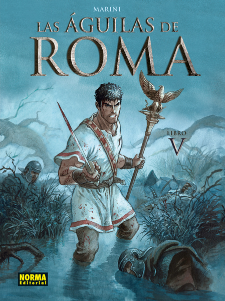 Las águilas de Roma
