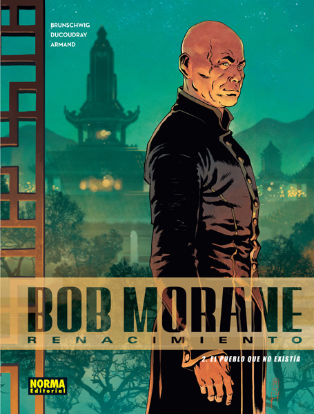 Bob Morane Renacimiento