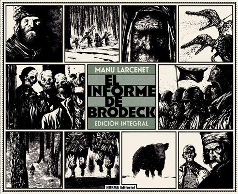 El informe Brodeck