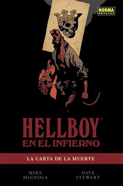 Hellboy en el infierno