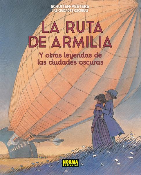 La ruta de Armilia de Peeters y Schuiten