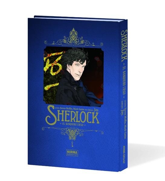 manga de Sherlock