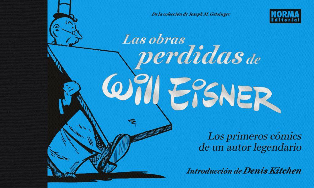 Las obras perdidas de Will Eisner