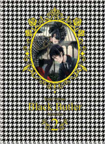 BLACK BUTLER ARTWORKS 2