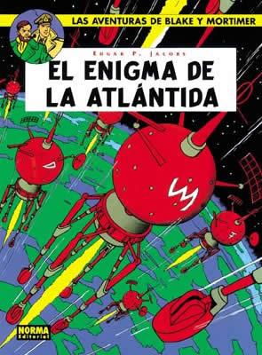 BLAKE Y MORTIMER 04. EL ENIGMA DE LA ATLÁNTIDA