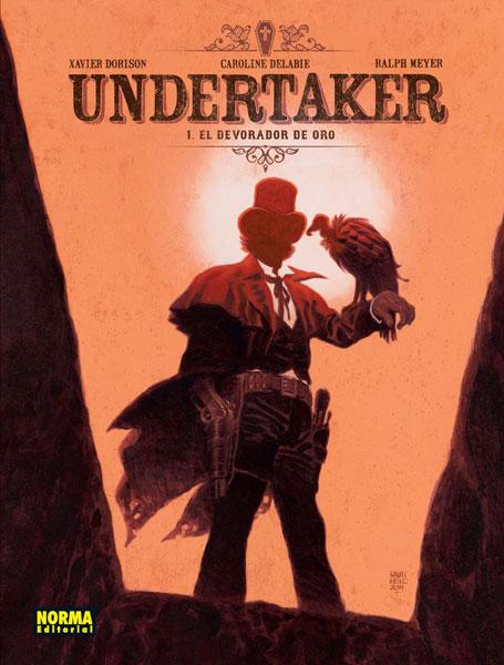 UNDERTAKER 1. EL DEVORADOR DE ORO