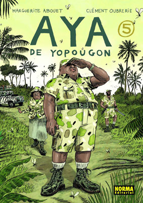AYA DE YOPOUGON 5