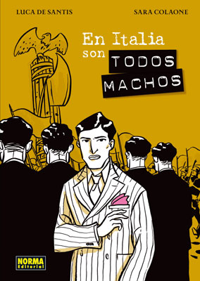 EN ITALIA SON TODOS MACHOS