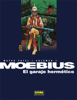 MAYOR FATAL 1. EL GARAJE HERMÉTICO