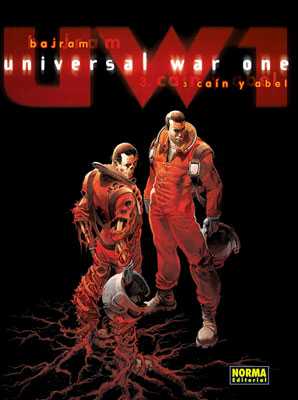 UNIVERSAL WAR ONE 3. CAÍN Y ABEL