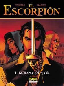 EL ESCORPI�N 01: LA MARCA DEL DIABLO