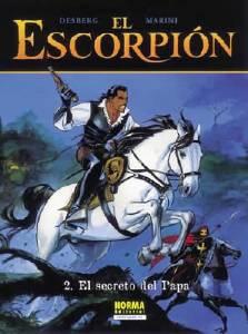 EL ESCORPI�N 02. EL SECRETO DEL PAPA