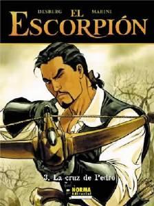 EL ESCORPI�N 03: LA CRUZ DE PEDRO