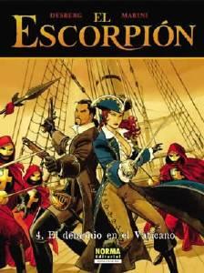 EL ESCORPI�N 04: EL DEMONIO DEL VATICANO