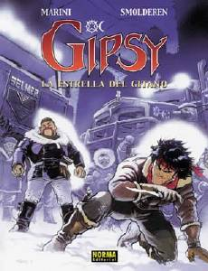 GIPSY 01. LA ESTRELLA DEL GITANO