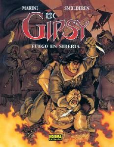 GIPSY 02: FUEGO EN SIBERIA