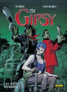 GIPSY 04. LOS OJOS NEGROS
