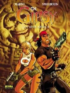 GIPSY 06. LA RISA AZTECA