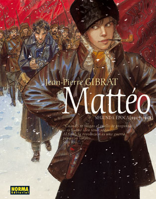 MATTÉO. SEGUNDA ÉPOCA (1917 - 1918)