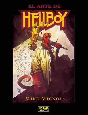 EL ARTE DE HELLBOY
