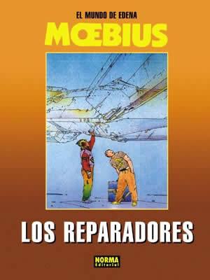 EL MUNDO DE EDENA 6. LOS REPARADORES.
