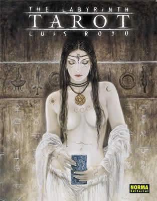 THE LABYRINTH: TAROT