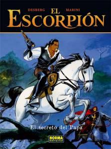 EL ESCORPI�N 02. EL SECRETO DEL PAPA (CARTON�)