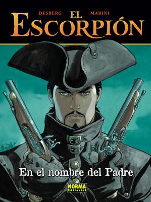 EL ESCORPIÓN 07. EN EL NOMBRE DEL PADRE (CARTONÉ)