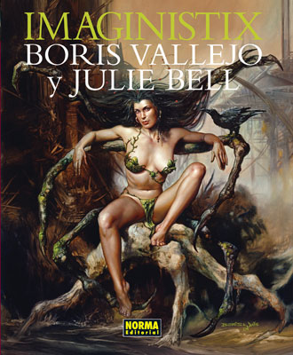 IMAGINISTIX. BORIS VALLEJO Y JULIE BELL