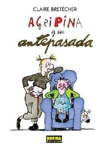 AGRIPINA Y SU ANTEPASADA