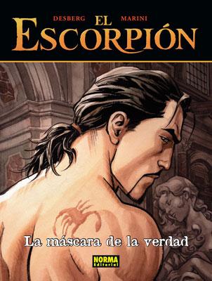 EL ESCORPIÓN 09. LA MÁSCARA DE LA VERDAD (CARTONÉ)