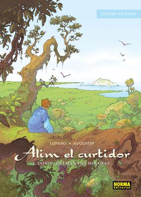 ALIM EL CURTIDOR 4. DONDE QUEMAN LAS MIRADAS