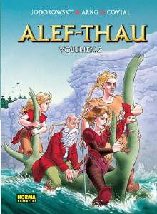 ALEF-THAU 02 (Integral)