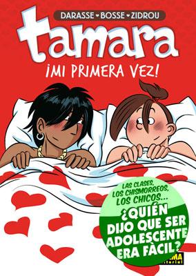 TAMARA: ¡MI PRIMERA VEZ!