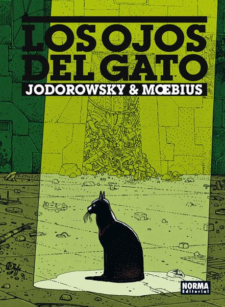 LOS OJOS DEL GATO (Edición de lujo)