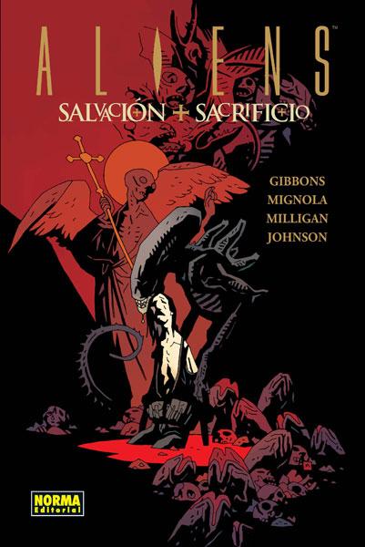 ALIENS. SALVACIÓN + SACRIFICIO
