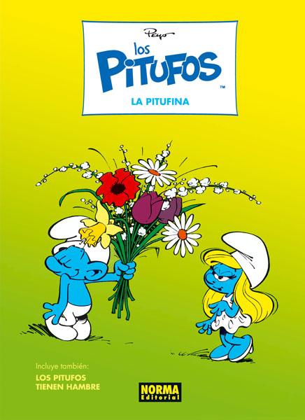 LOS PITUFOS 04. LA PITUFINA