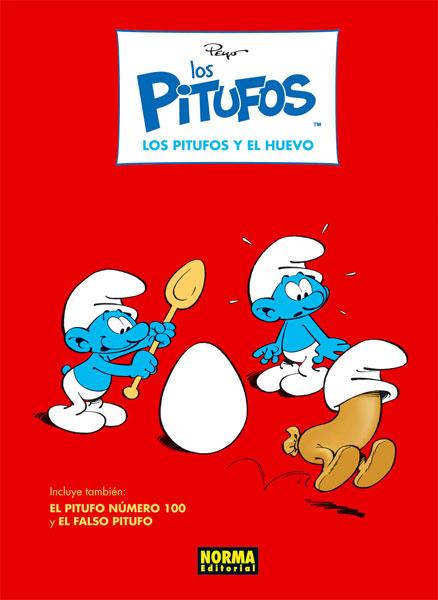 LOS PITUFOS 05. LOS PITUFOS Y EL HUEVO