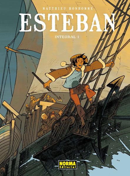 ESTEBAN. Edición integral 1