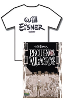 PEQUEÑOS MILAGROS + CAMISETA