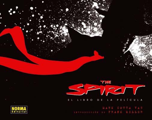 THE SPIRIT: EL LIBRO DE LA PELÍCULA
