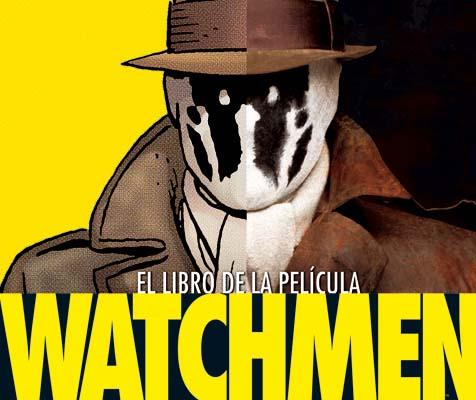 WATCHMEN: EL LIBRO DE LA PELÍCULA