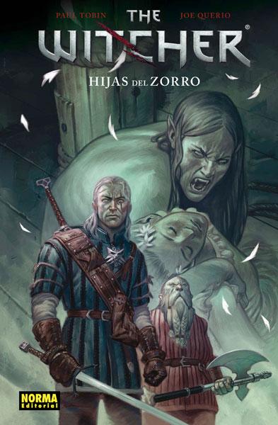 THE WITCHER 2: HIJAS DEL ZORRO