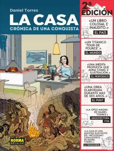 LA CASA. CRÓNICA DE UNA CONQUISTA
