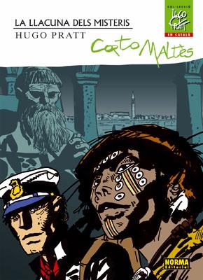 CORTO MALTÈS: LA LLACUNA DELS MISTERIS (català)