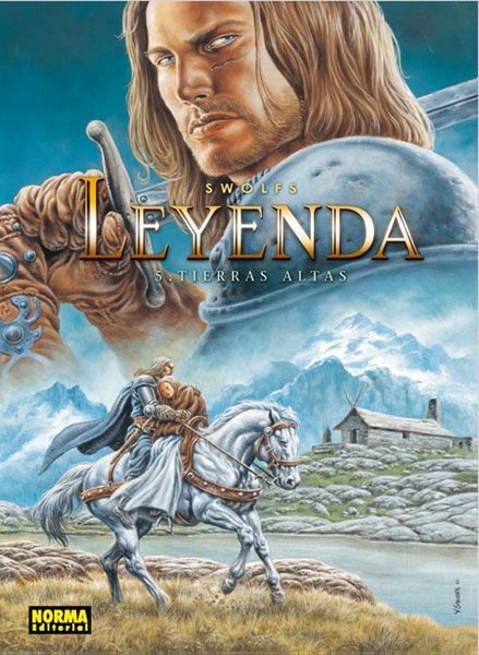 LEYENDA 5. TIERRAS ALTAS