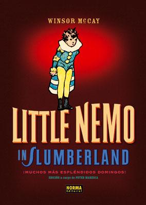 LITTLE NEMO IN SLUMBERLAND 2: ¡MUCHOS MÁS ESPLÉNDIDOS DOMINGOS!