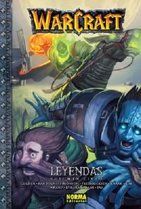 WARCRAFT: LEYENDAS 5
