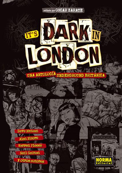 IT'S DARK IN LONDON: UNA ANTOLOGÍA UNDERGROUND BRITÁNICA